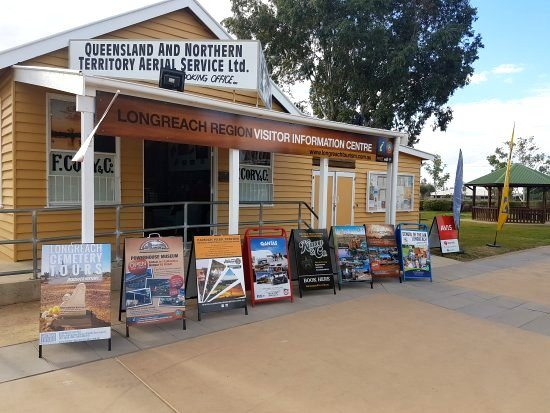 longreach-visitor-information