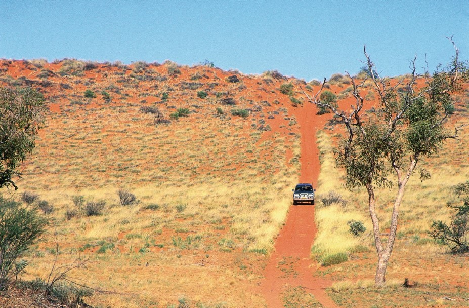 Outback Driving