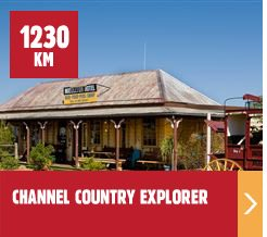 Channel Country Explorer