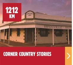Corner Country Stories