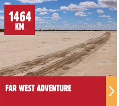 Far West Adventure