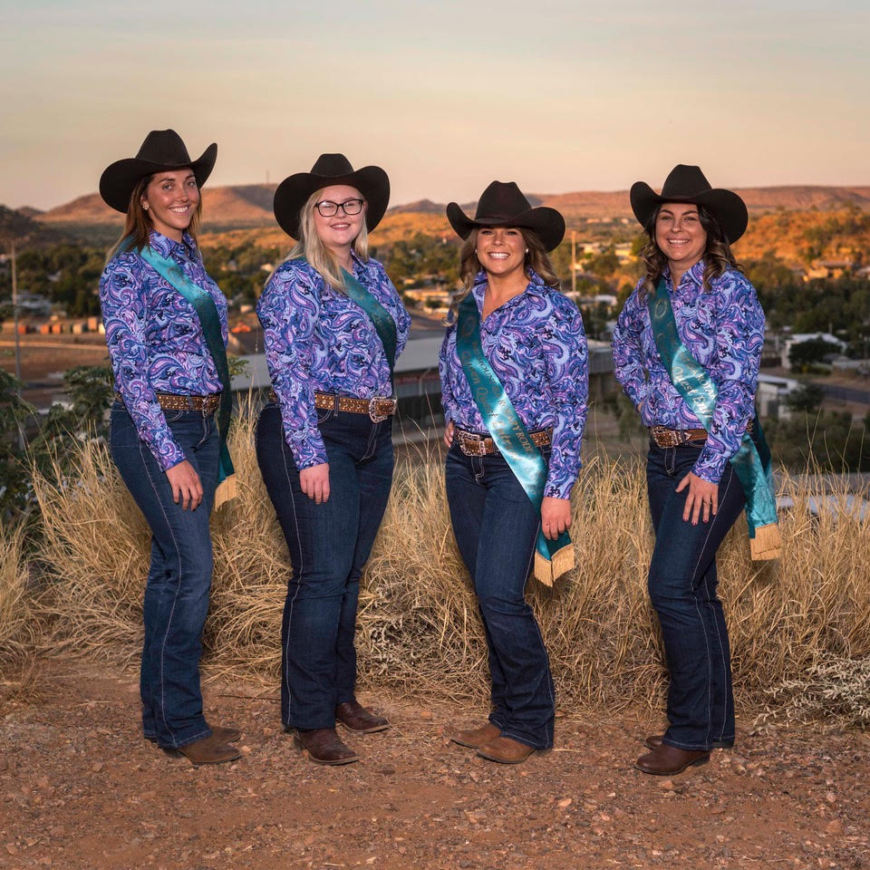 Isa Rodeo Queen entrants will be among the surprise visitors to the Rodeo VIP Lounge.