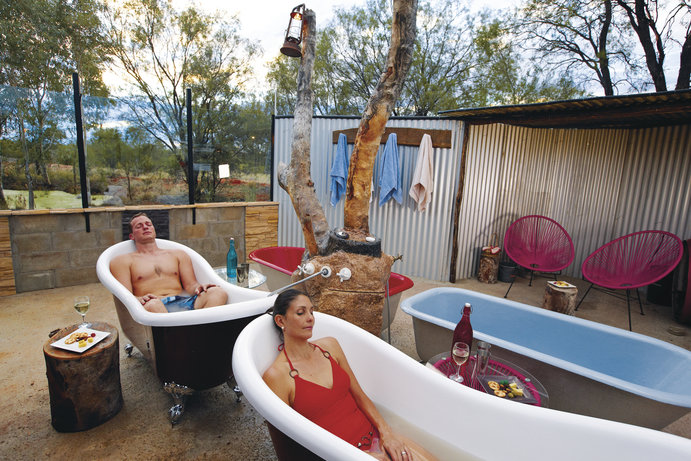 Eulo Mud Baths | 48 hours in Charleville