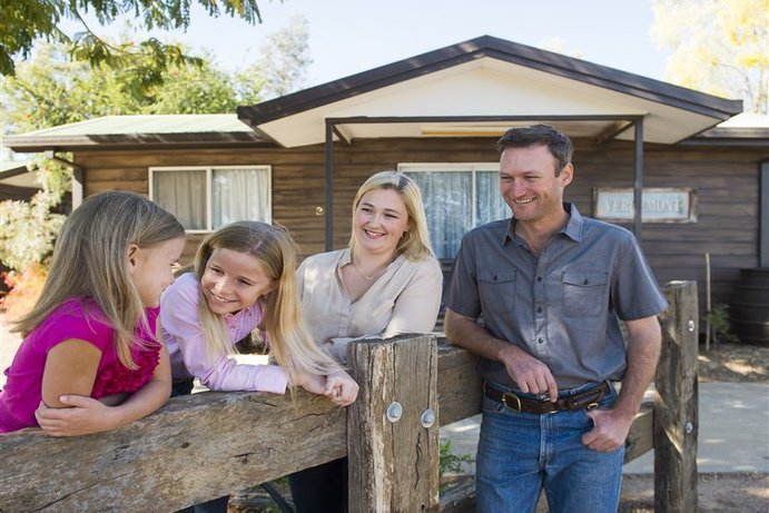 Longreach | Outback Lodges