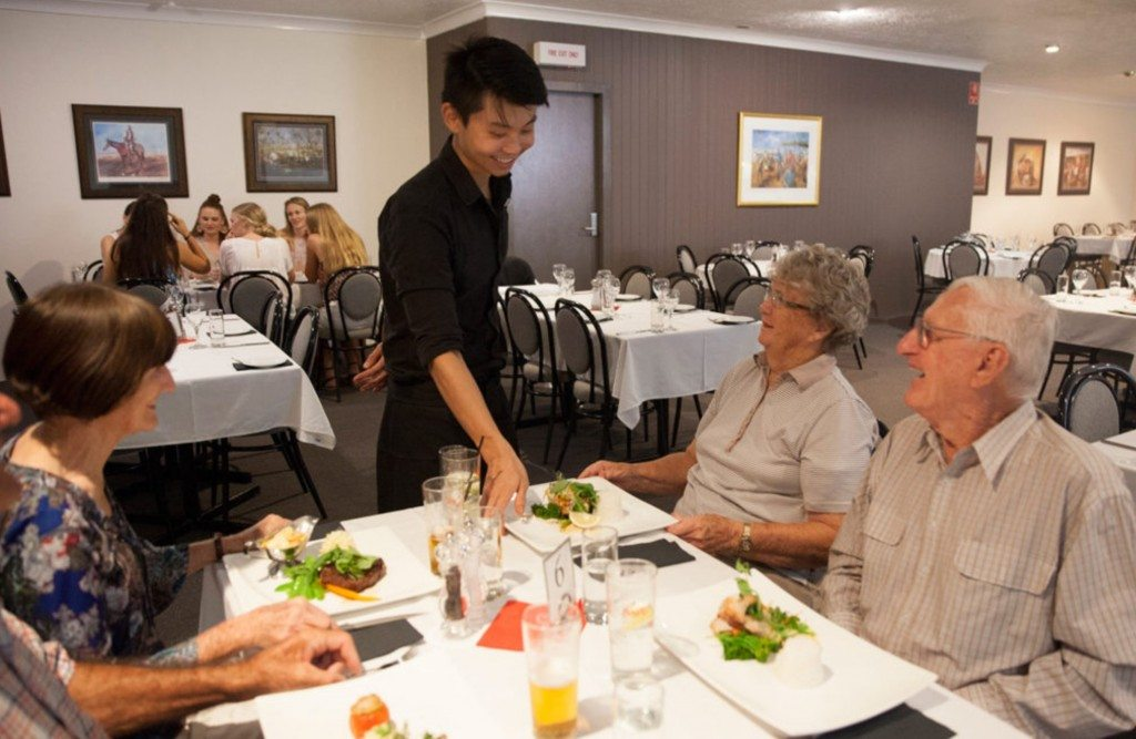 Harry's Restaurant | 15 of the best places to experience an Outback menu