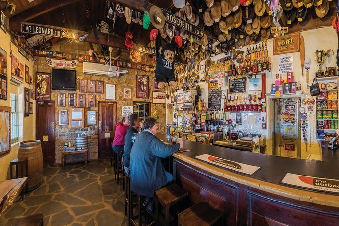 Birdsville Hotel | 15 of the best places to experience an Outback menu