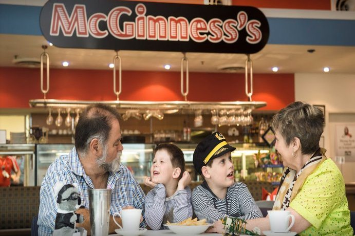 McGinness Cafe |15 of the best places to experience an Outback menu