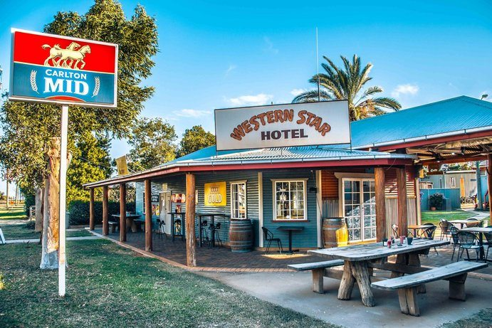 Western Star Hotel | 15 of the best places to experience an Outback menu