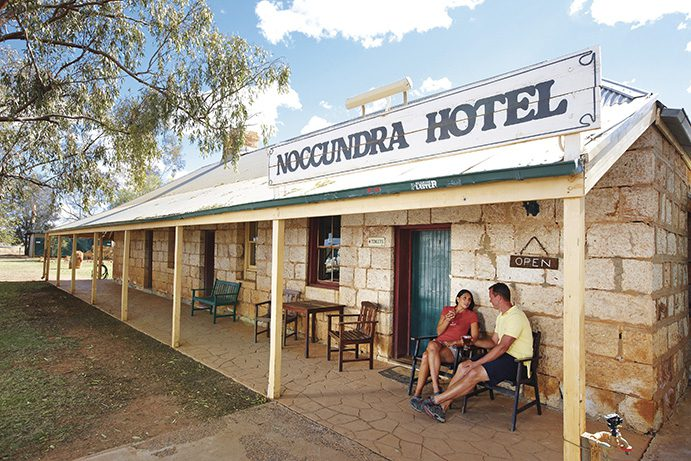 Noccundra Hotel | Aussie pub bucket list: Outback Queensland's best watering holes