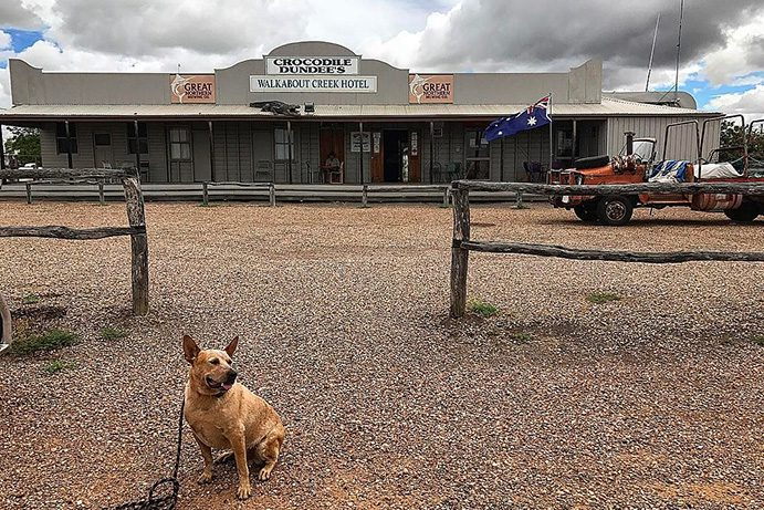 Walkabout Creek Hotel | Aussie pub bucket list: Outback Queensland's best watering holes