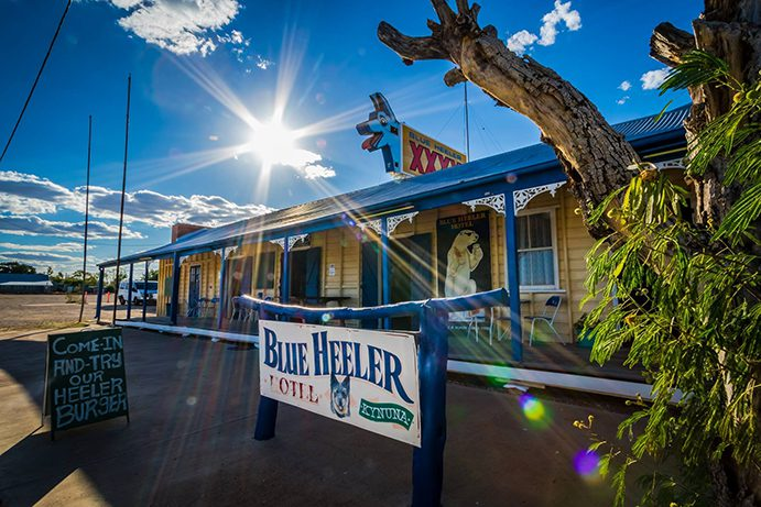 Blue Heeler | Aussie pub bucket list: Outback Queensland's best watering holes