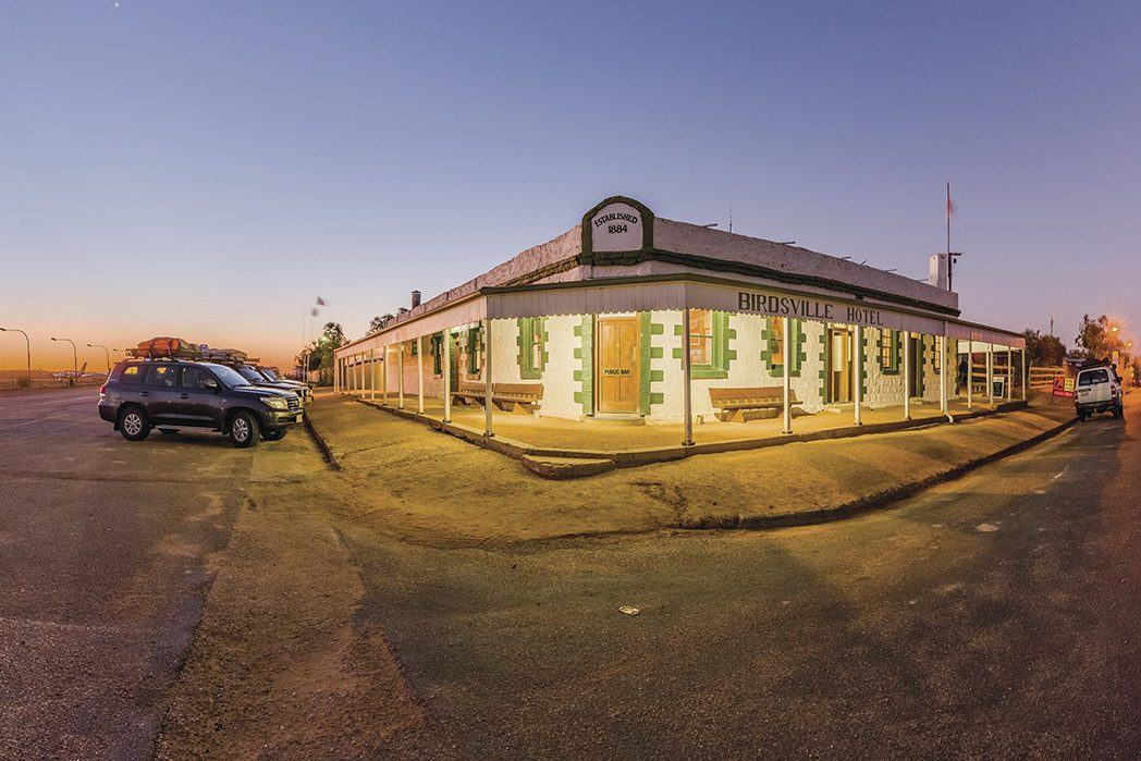 Birdsville Hotel | Aussie pub bucket list: Outback Queensland's best watering holes