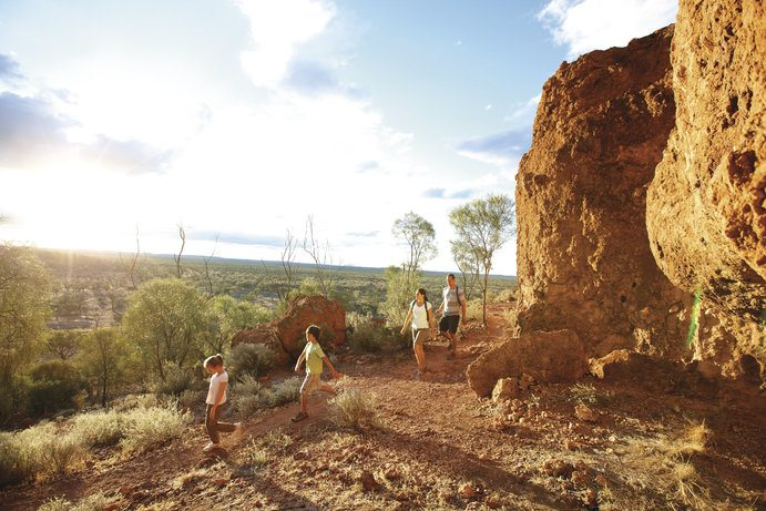 Baldy Top   9 4WD tracks to throw some dust up in Outback Queensland