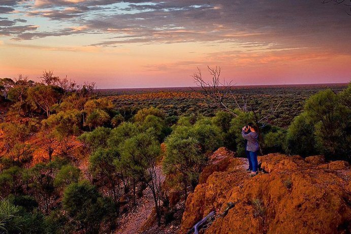 Quilpie | How to do Birdsville and the Diamantina by air