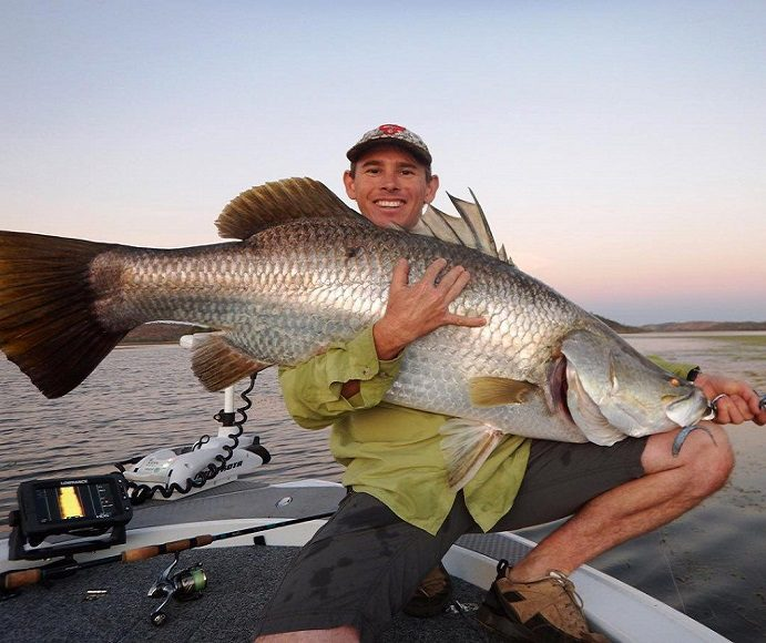 Lake Moondarra Fishing Classic - Heaviest Barra Competition