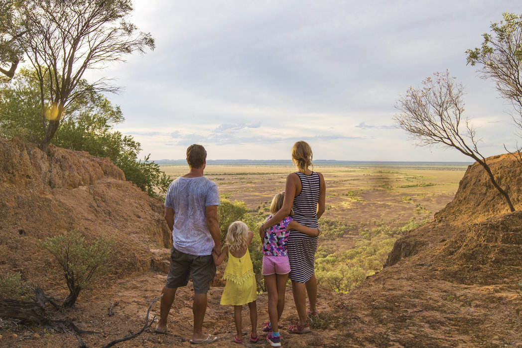Outback Queensland | Five of the best free-family activities in Outback Queensland