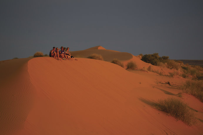 Birdsville |Five of the best free-family activities in Outback Queensland
