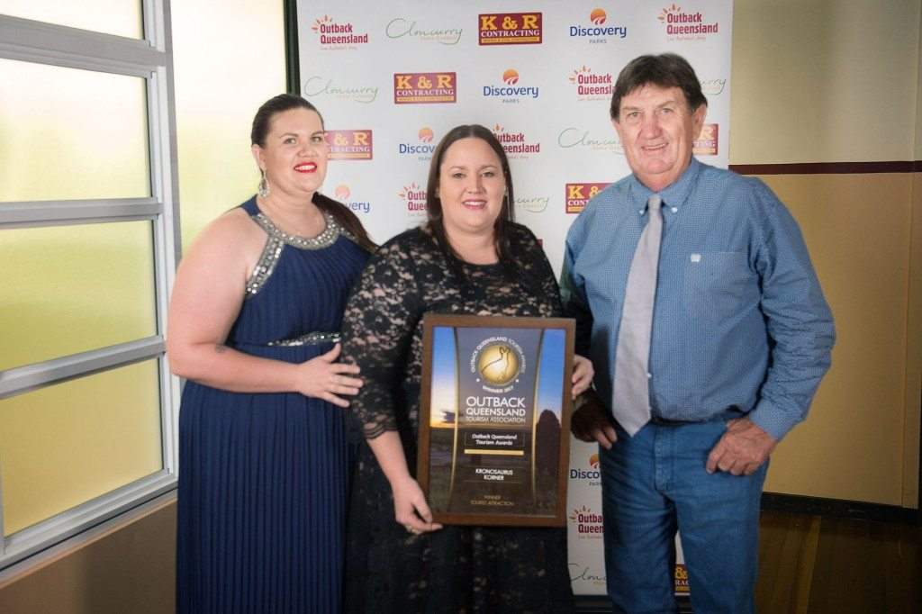 2017 Outback Queensland Tourism Awards