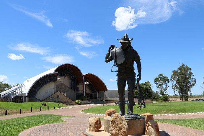 Stockman's Hall of Fame | Big Things of Outback Queensland