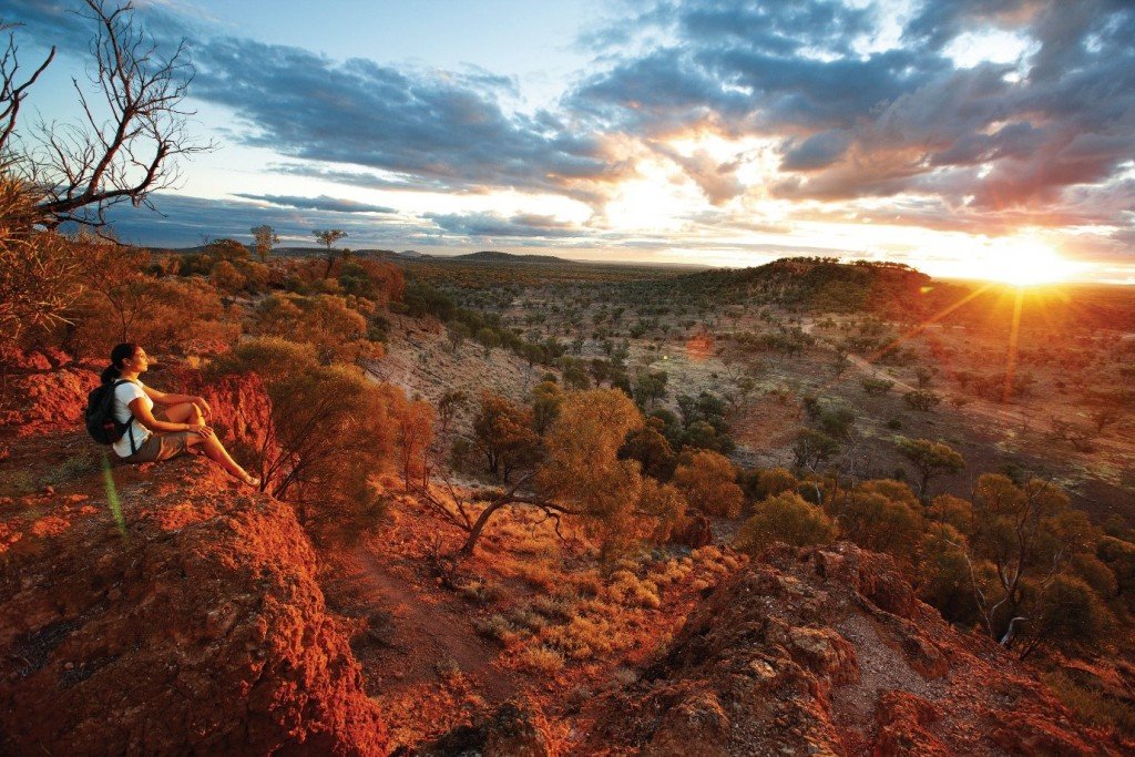 Baldy Top Lookout, Quilpie