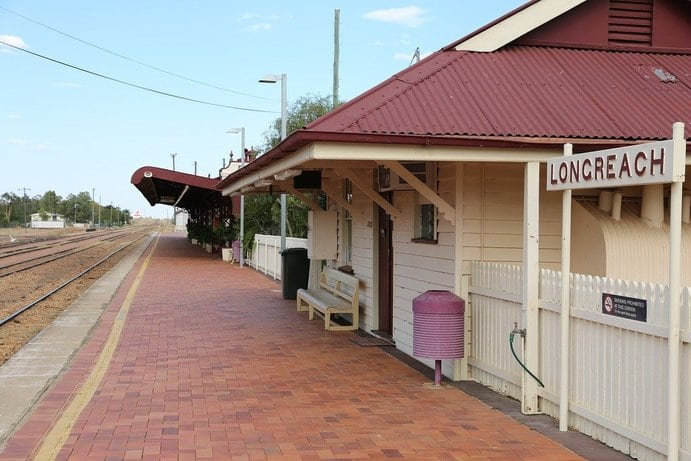 Longreach Railway | 10 reasons to stay at the Abajaz Motor Inn