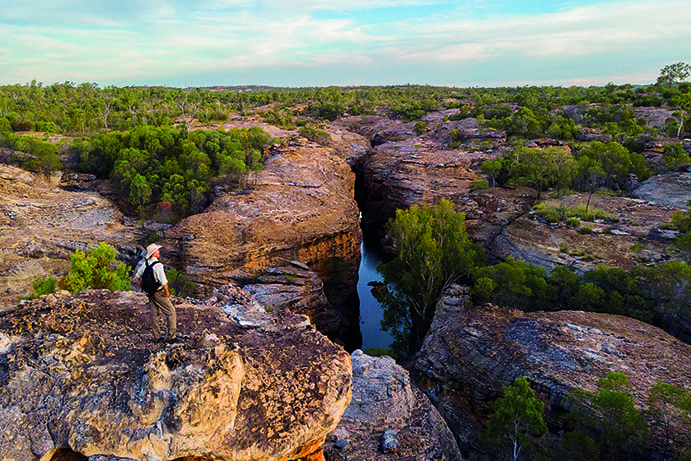 Cobbold Gorge | 9 more lookouts in Outback Queensland