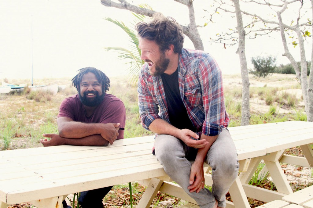 Busby Marou is a part of the 2017 live entertainment line up.