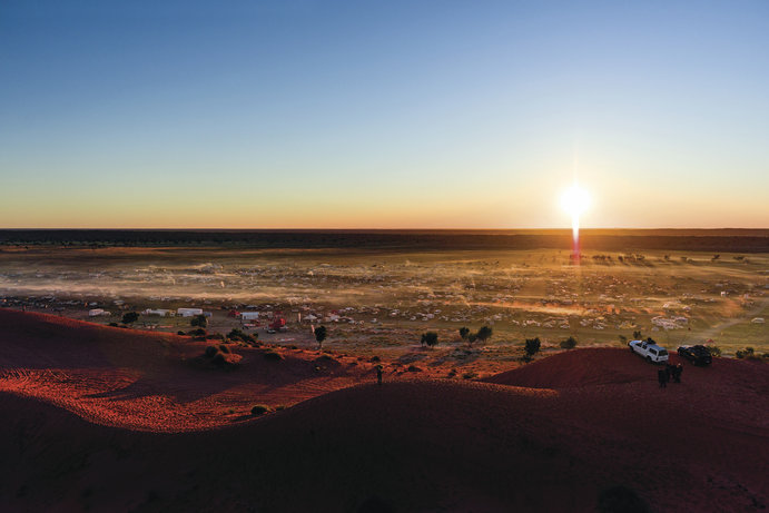 Birdsville | 5 ways to volunteer your way to the Birdsville Races
