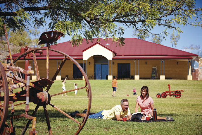 Mary Kathleen Memorial Park | 48 hour in Cloncurry