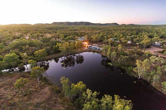 Cobbold Gorge Accommodation   48 hours in Cobbold Gorge