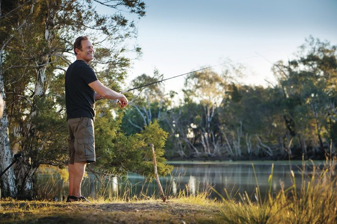 Warrego River | 5 best fishing spots in Outback Queensland