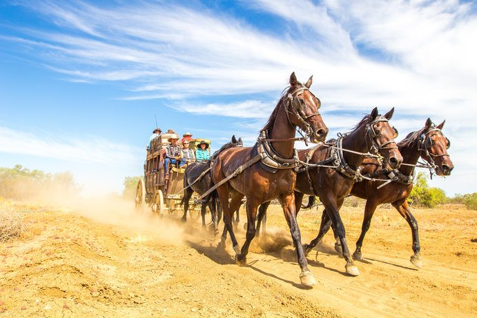 Cobb & Co Coachride | 7 things to do in Longreach