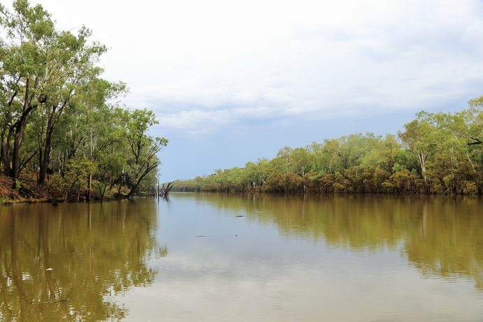 Dawson River | 8 ways to survive at Outback Queensland summer