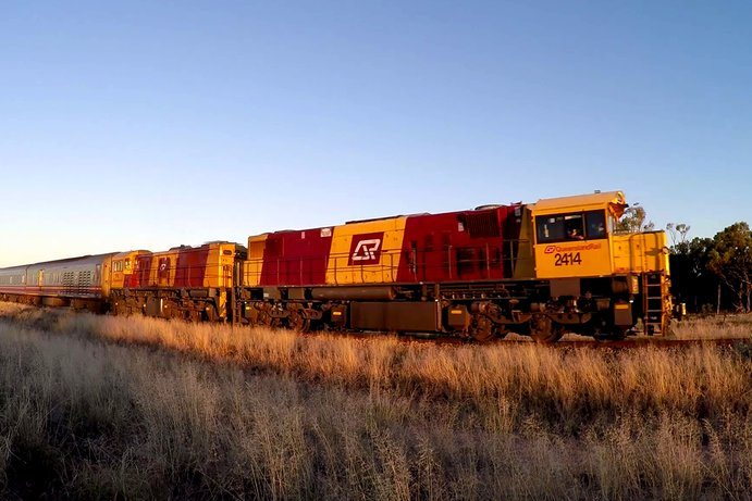 Queensland Rail | 8 ways to survive at Outback Queensland summer
