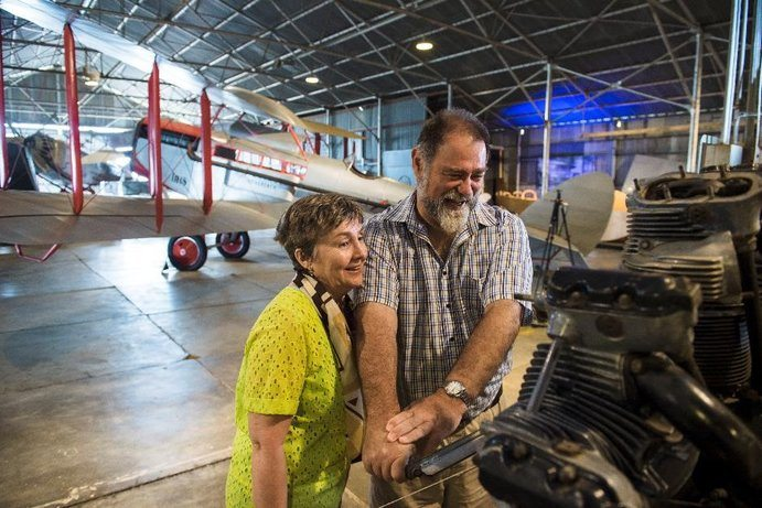 Qantas Founders Museum | 8 ways to survive at Outback Queensland summer