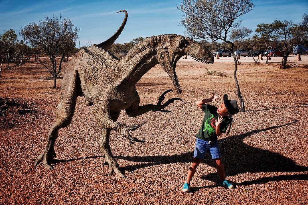 Australian Age of Dinosaurs | 17 must get Instagram shots of Outback Queensland