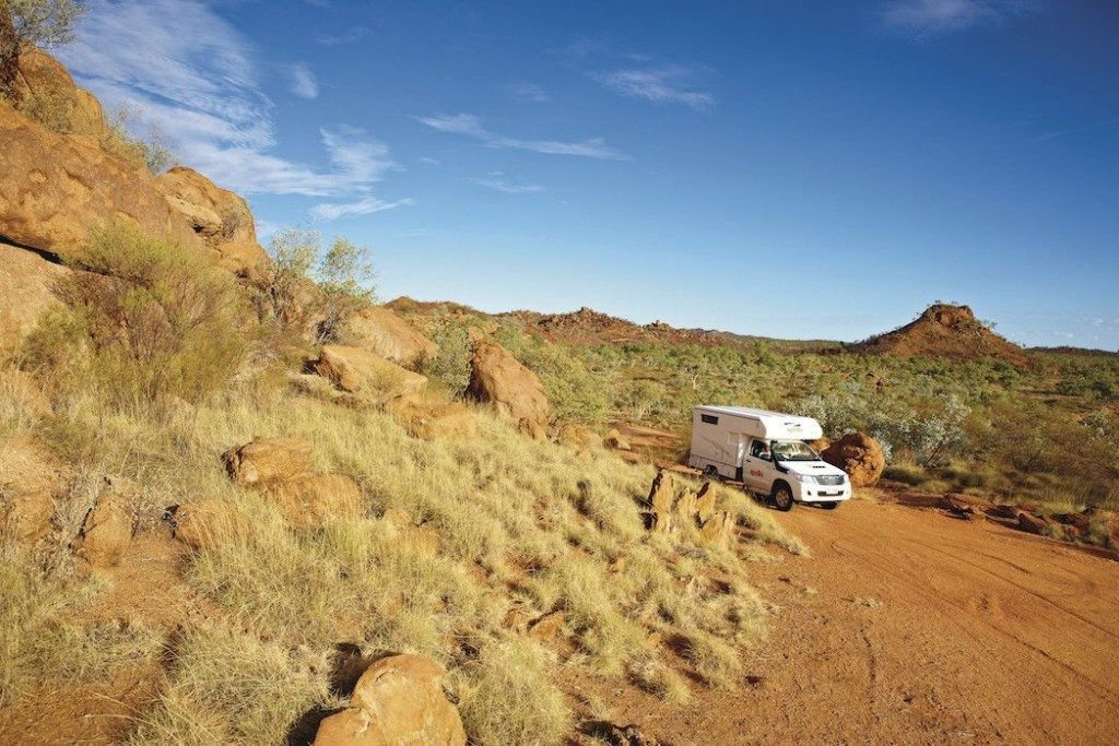 Overlander's Way | Overland Travel: Driving The Overlander's Way from Townsville to Mt Isa