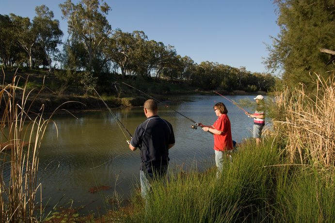 Fisherman's Rest | 7 free camping spots in Outback Queensland