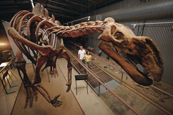 Flinders Discovery Centre  6 things to do on school holidays in Outback Queensland