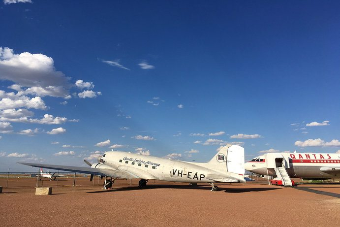 Qantas Founders Museum | 18 things you didn't know about Longreach