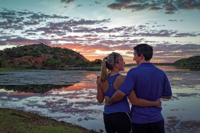 Lake Moondarra | 48 Hours in Mount Isa