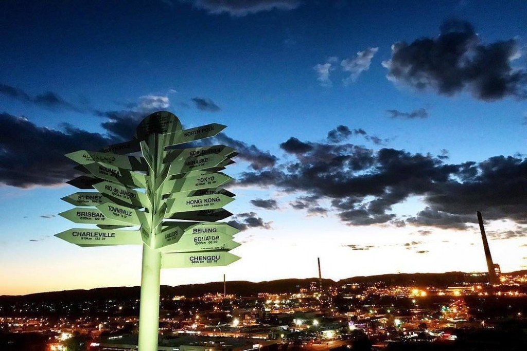 Mount Isa City Lookout | 48 Hours in Mount Isa