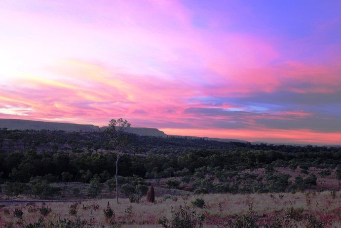 Harrys Hill| 5 epic Outback Queensland sunsets