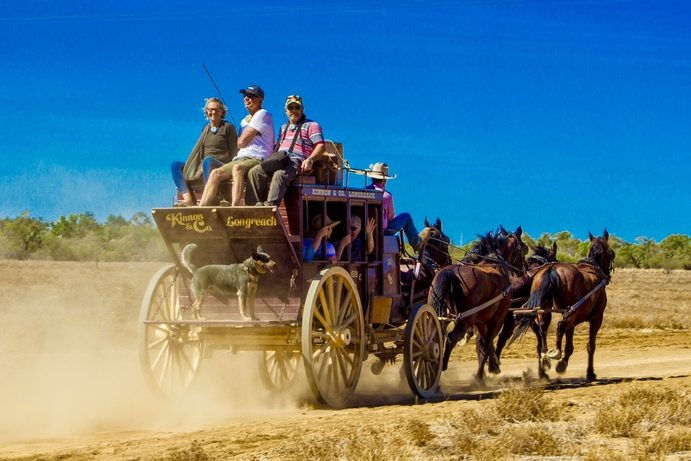 Outback Pioneers   48 Hours in Longreach