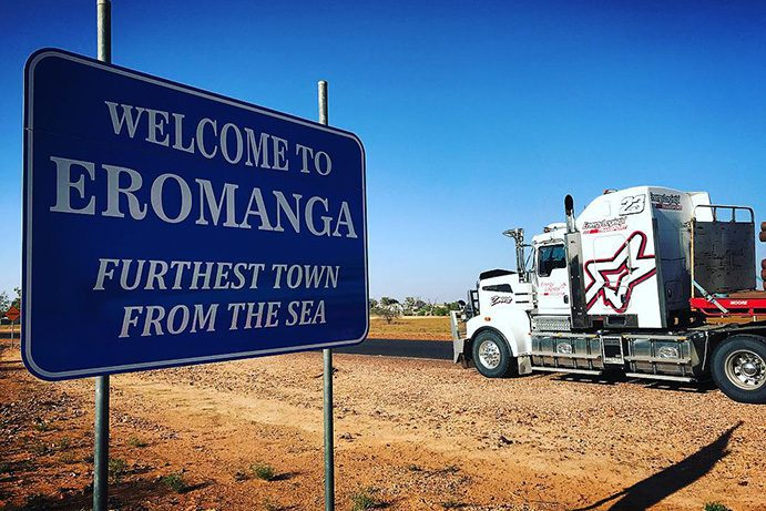 Eromanga | 7 unusual town names in Outback Queensland