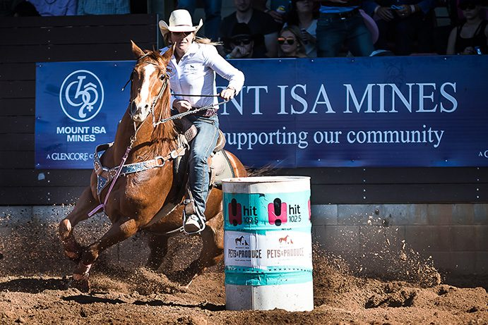 Rodeo action | Top 12 things to do at the Isa Rodeo 2019