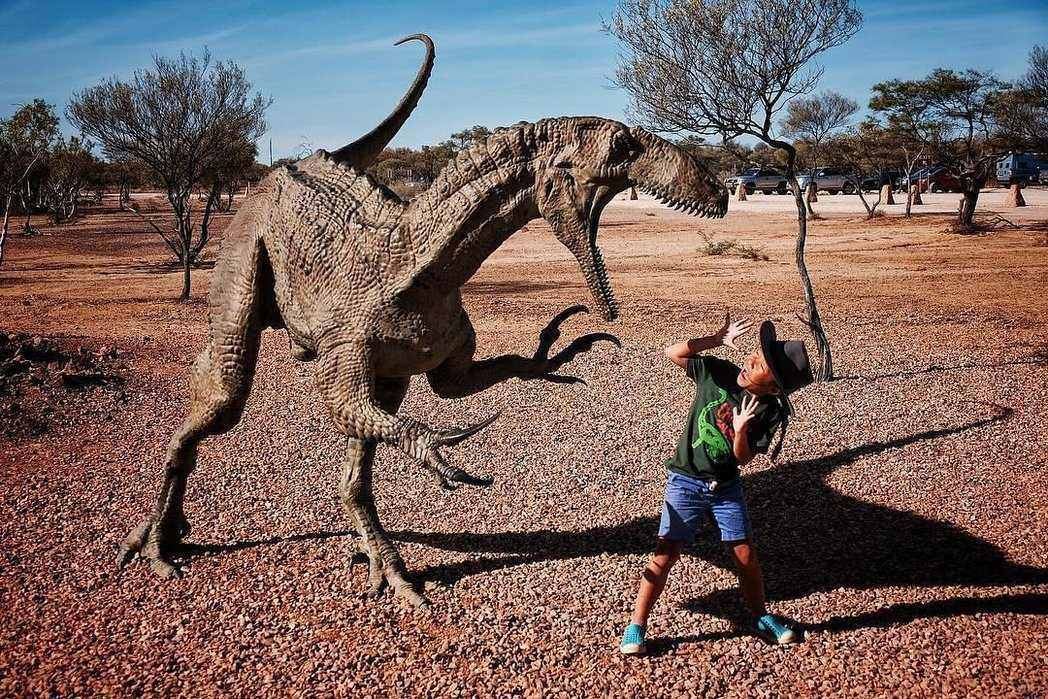 Australian Age of Dinosaurs | 7 ways to see a dinosaur in Outback Queensland