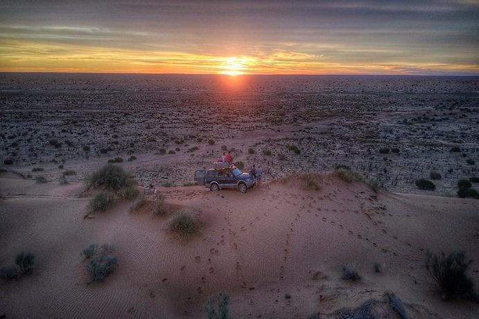 Big Red| 7 reasons to see Outback Queensland from above