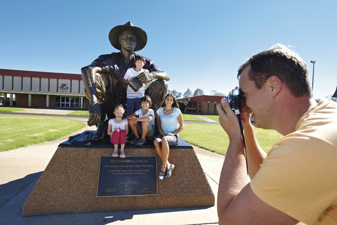 Cunnamulla Fella | 10 things to do in Cunnamulla