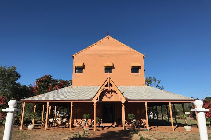 Masonic Lodge | 7 places to tie the knot in Outback Queensland